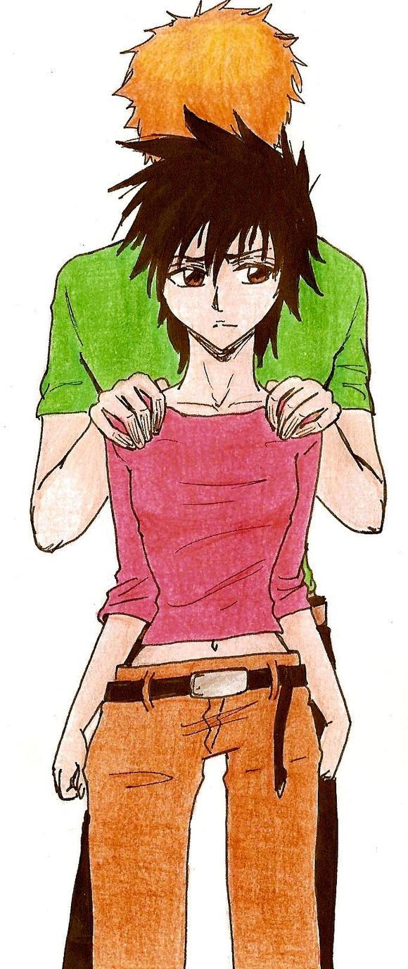 tatsuki and ichigo relationship