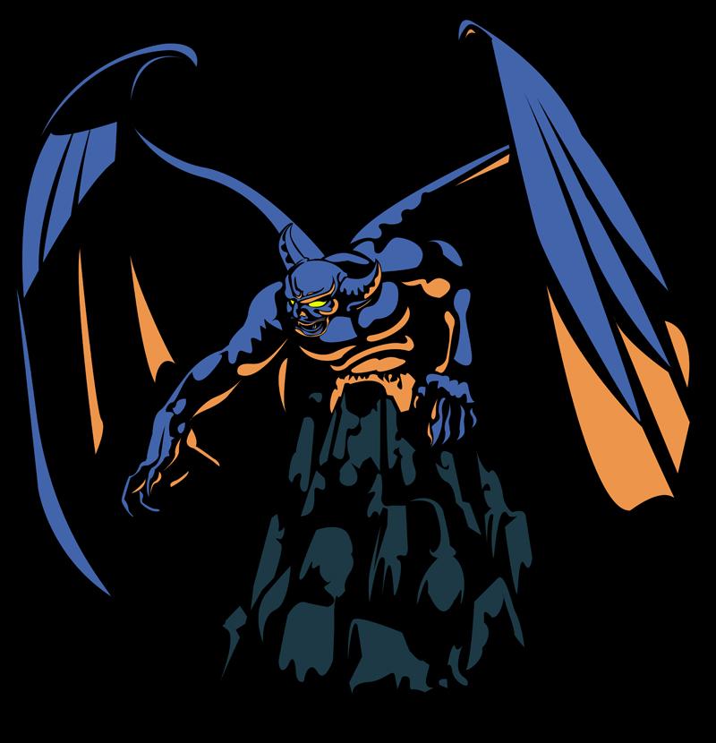 Kinzoku Bat Hd Wallpaper: Chernabog Awakens By The-batcomputer On DeviantArt
