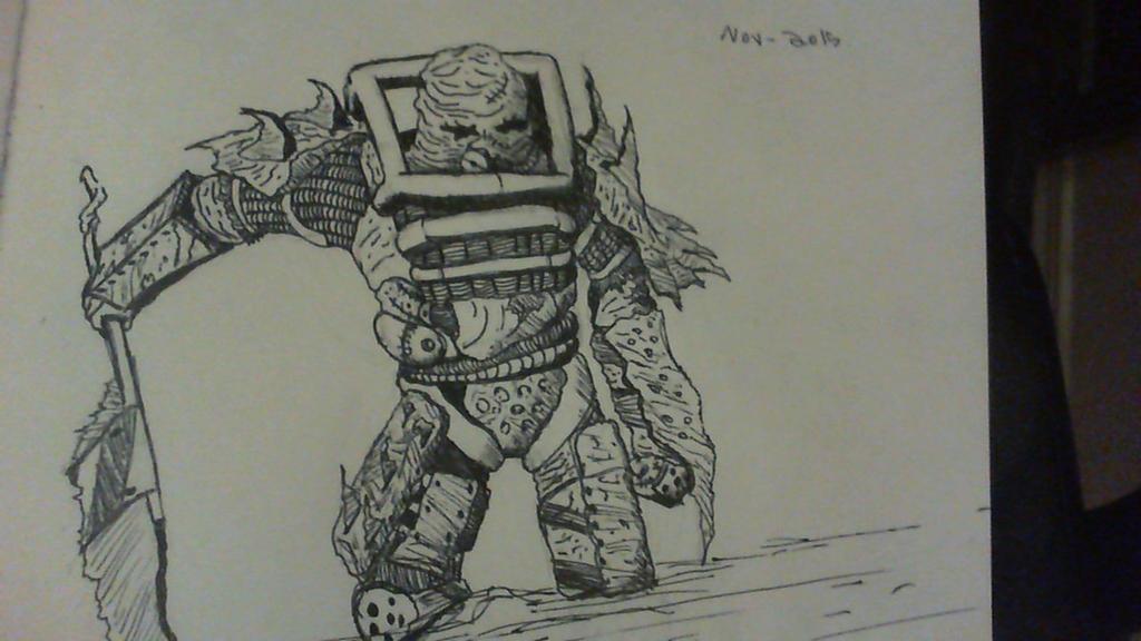 Raider Warlord : Fallout 4 by jeramyLNeeley on DeviantArt