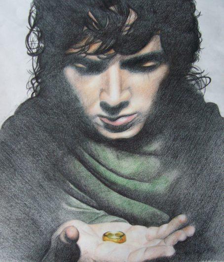 Frodo by poodlechen