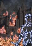 Gothic horror story by ornamentalArt