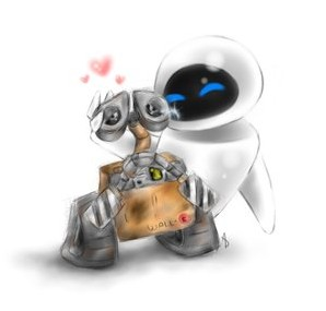WALLE and EVE Entry Eleven by PixarPlanetdA on DeviantArt