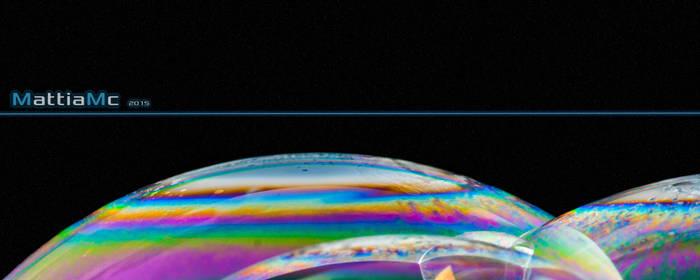 Colorful Planets - Pianeti Colorati by MattiaMc