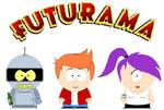 South Park Futurama