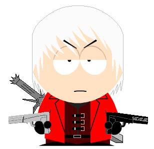 South Park Dante by grimmjack