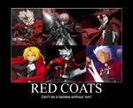 Red Coat Motivational