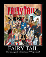 Fairy Tail mot by grimmjack