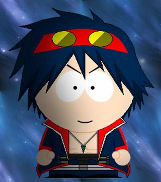 South Park Simon by grimmjack on DeviantArt