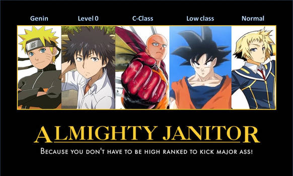 Almighty Janitor