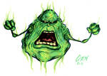 Angry Slimer finished