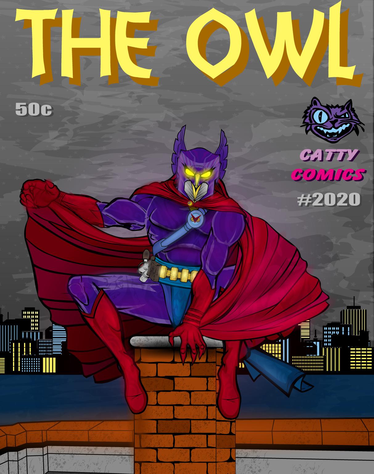 Arkadiano1991 - TheOwl