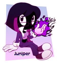 Juniper Ebonywood by yyyei