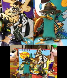 Perry and Doofenshmirtz