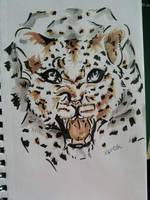 leopard. by EmoshWolf