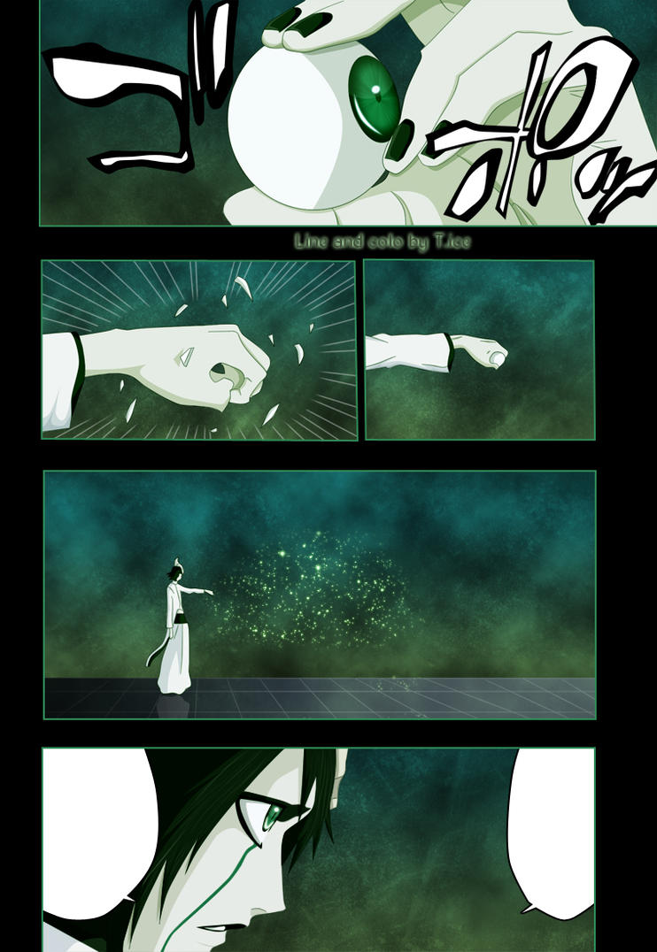Bleach : Ulquiorra schiffer by Tice83