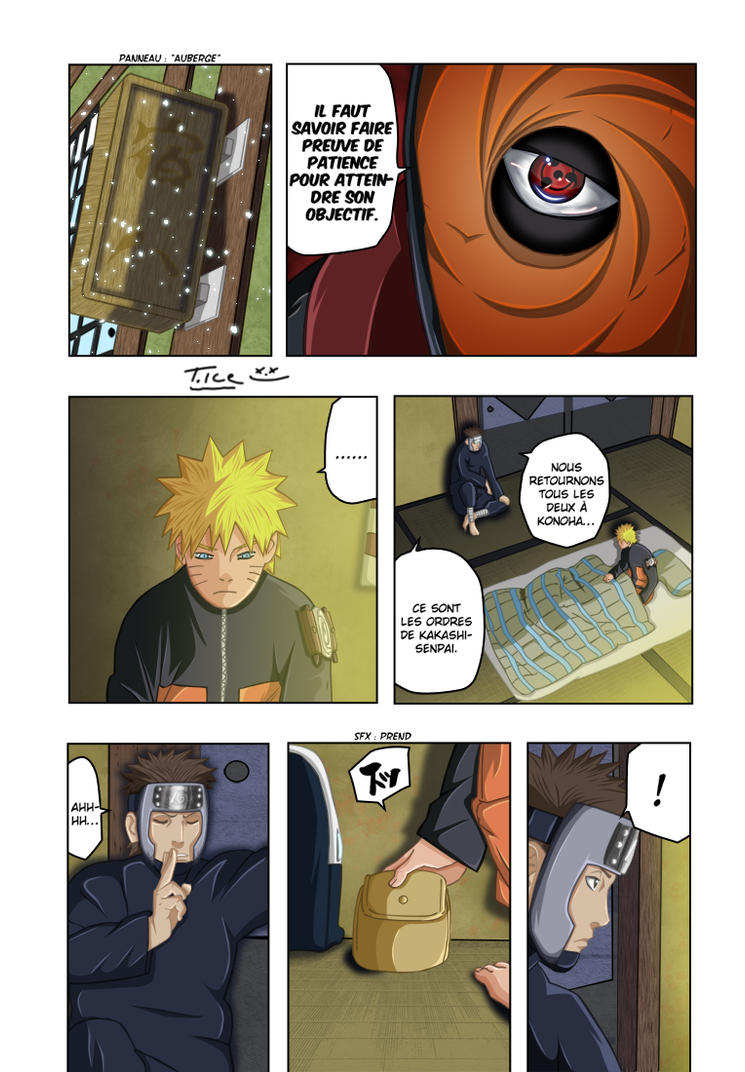 Naruto and yamato by Tice83 on deviantART