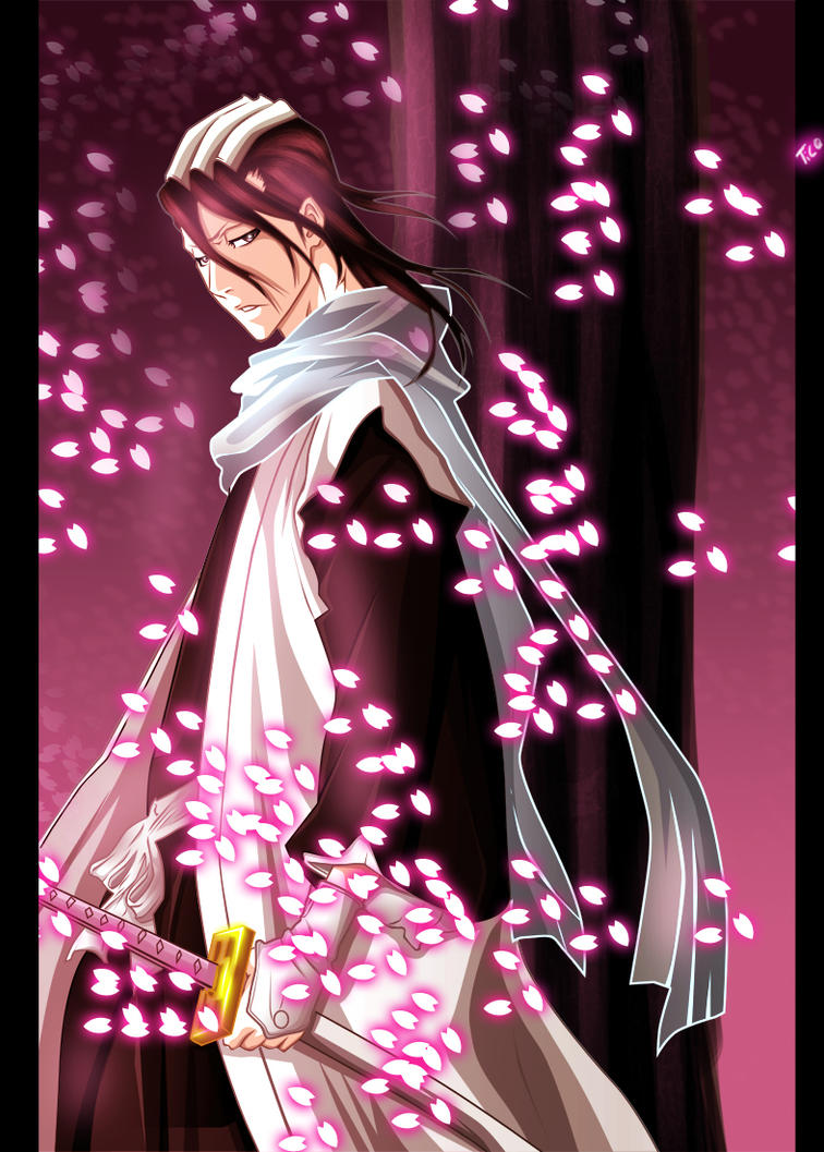 Bleach: kuchiki byakuya - Picture Gallery