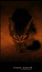 Young Hunter by Saurav