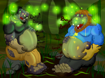 [CMS] Swamp Gas