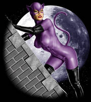 Catwoman by marcus714-2000
