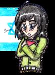 [APH] Gift: Israel X3 by SailorSetsuna