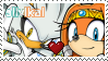 SilverxTikal stamp by SilvertheHedgehog911