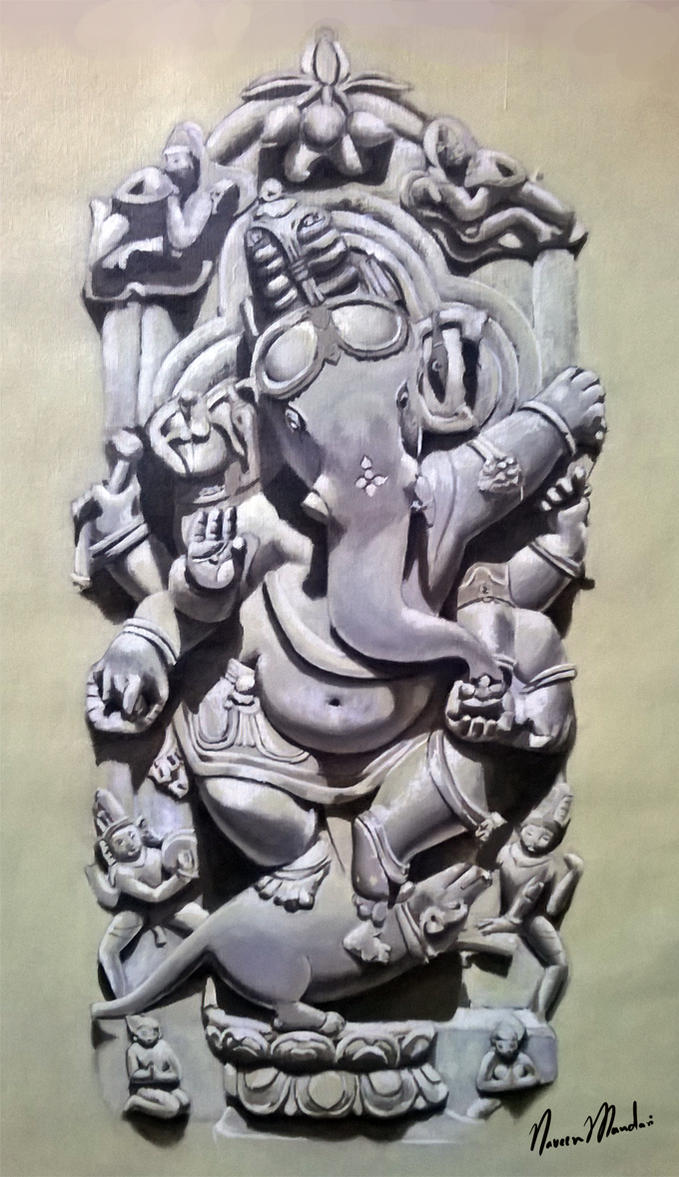 Ganesh by navmun6485