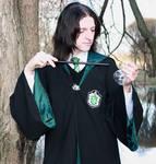 .young Severus Snape.