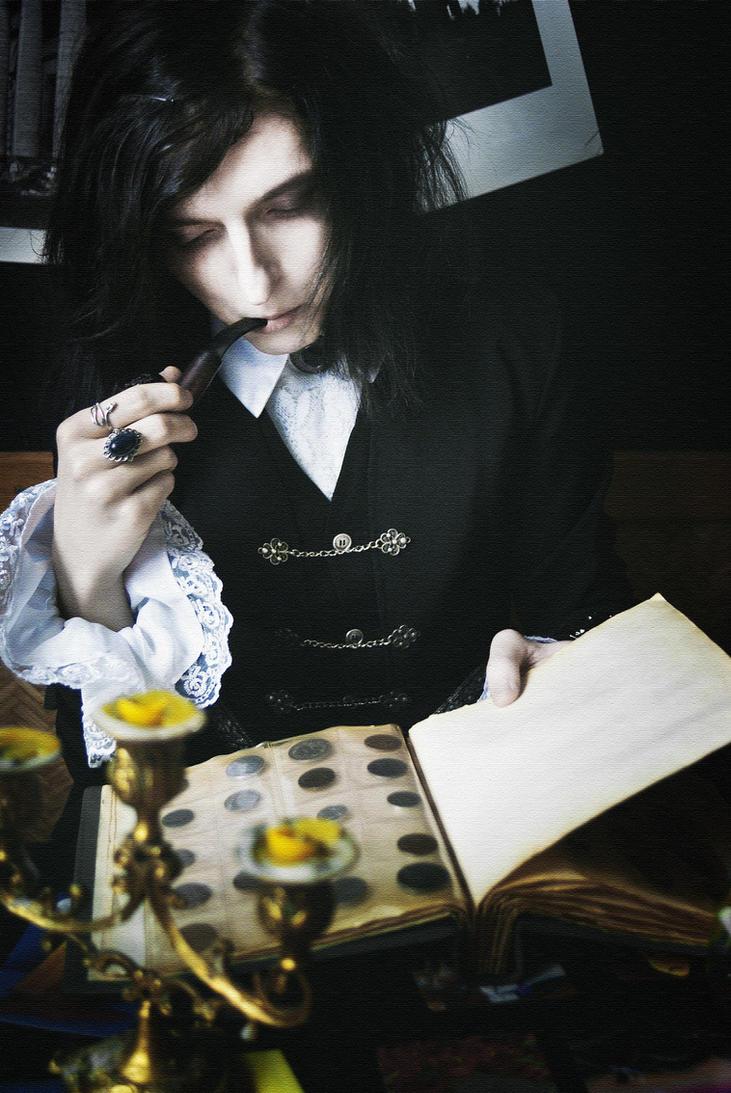 Original - aristocrat by AhrimanFox