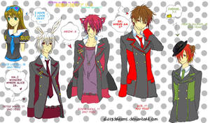 Uniform no Kuni no Alice by aliceXdreams