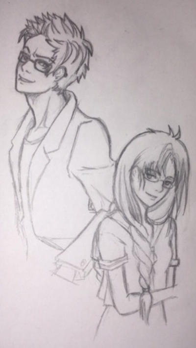 Original Sketch by Valanime123