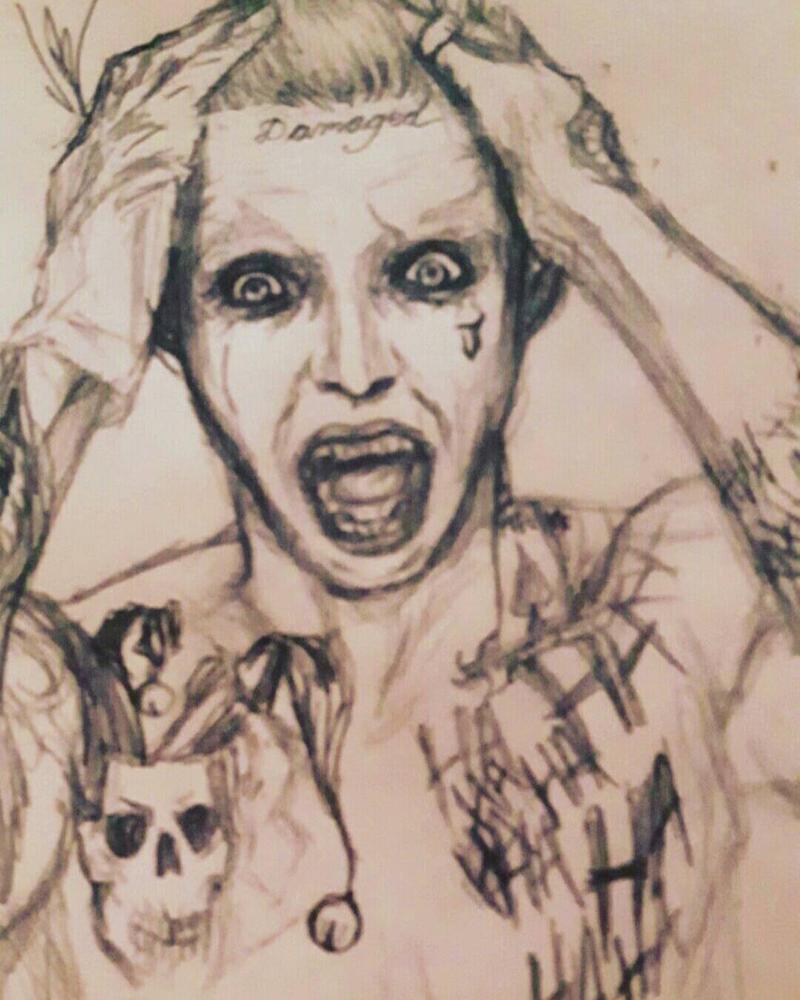 Joker HAHAHAHA by Valanime123