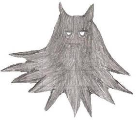 Chibi Batman is Dark Knight
