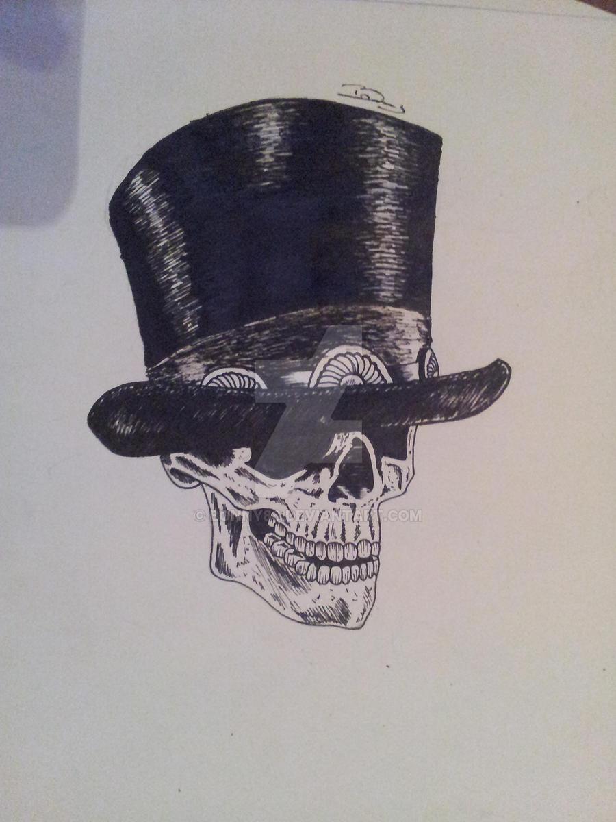slash skull by bonny88 on DeviantArt