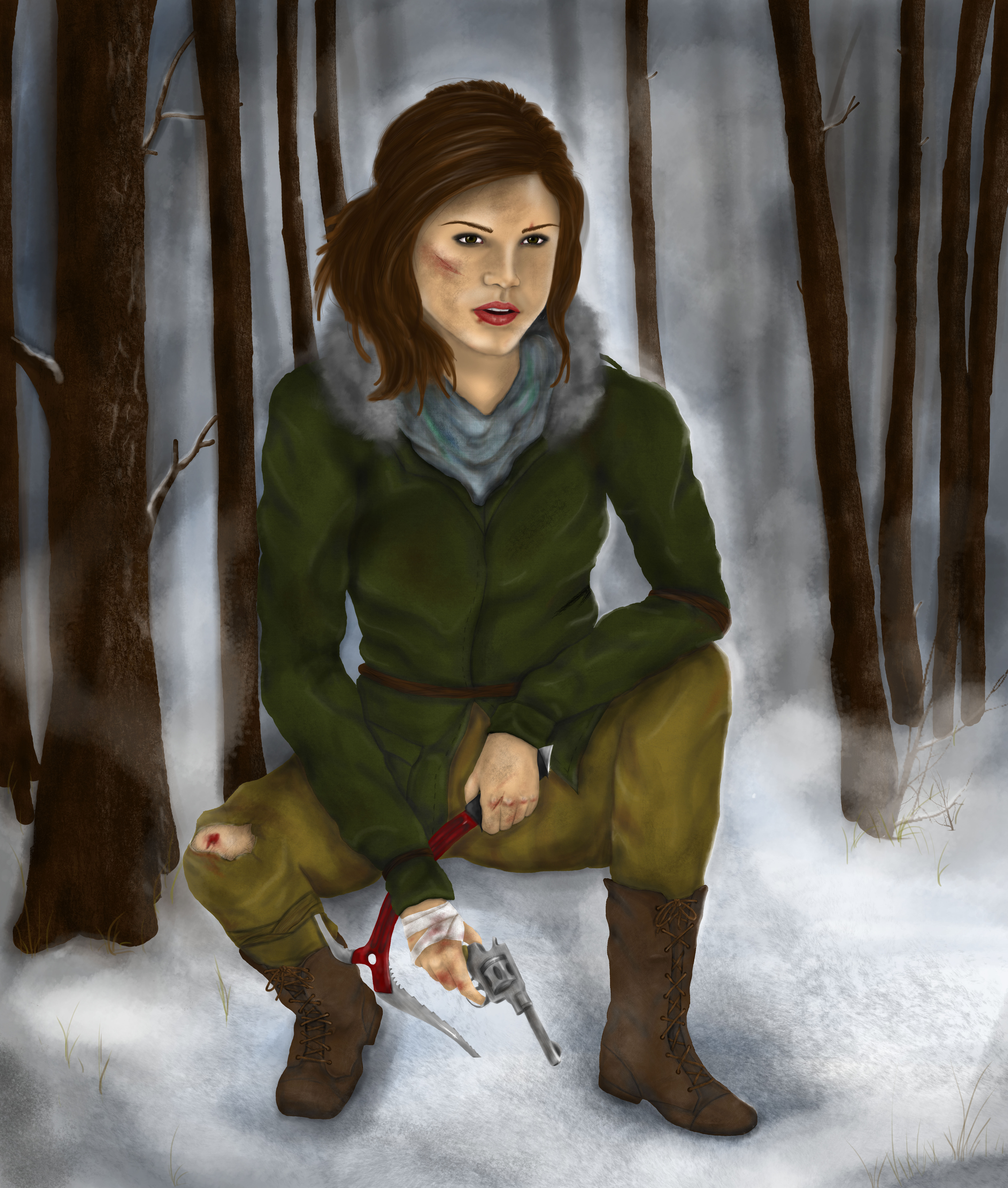 Tomb Rider Wallpaper: Rise Of The Tomb Raider By Amztizzle On