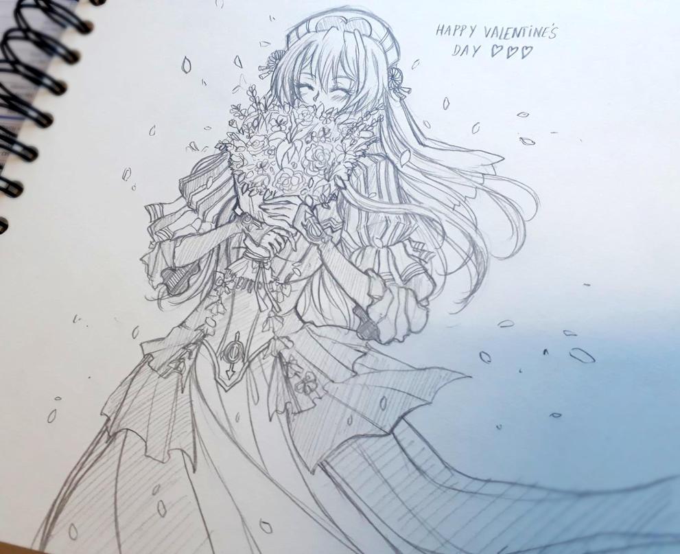 Valentine'sDay by Adween-art