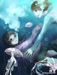 Umi no Soko by Akimiya