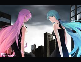 World's End Dancehall by Akimiya