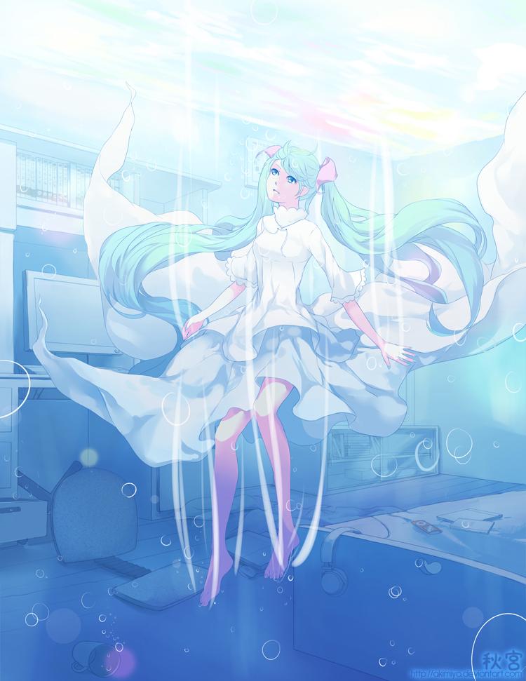 Floating Shelter by Akimiya