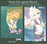 Draw This Again! Meme (2)