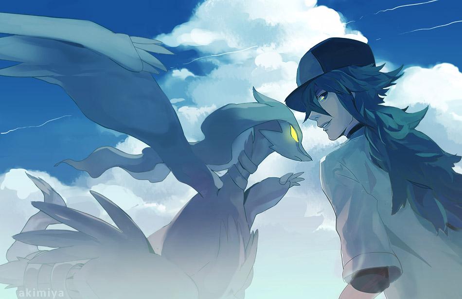 Under that Sky by Akimiya