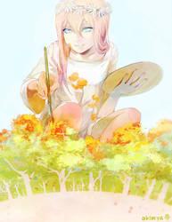 Seasons Painter by Akimiya