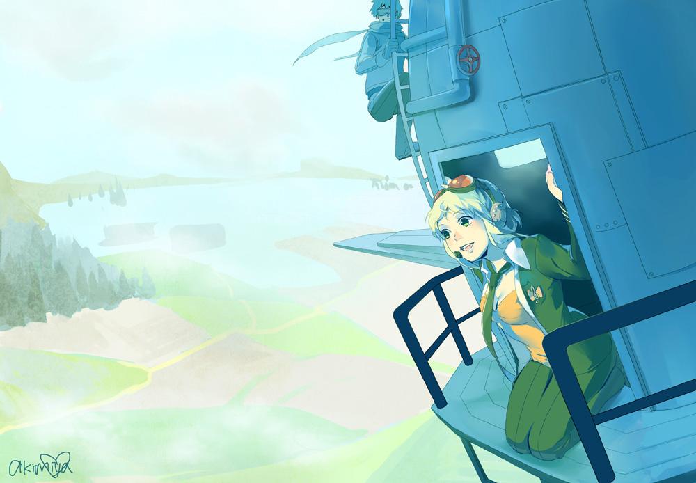 Aviator by Akimiya
