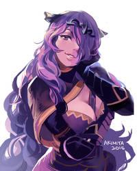 Speedpaint: Camilla