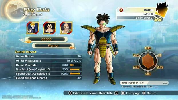 Ruttsu Profile (1/2) Updated