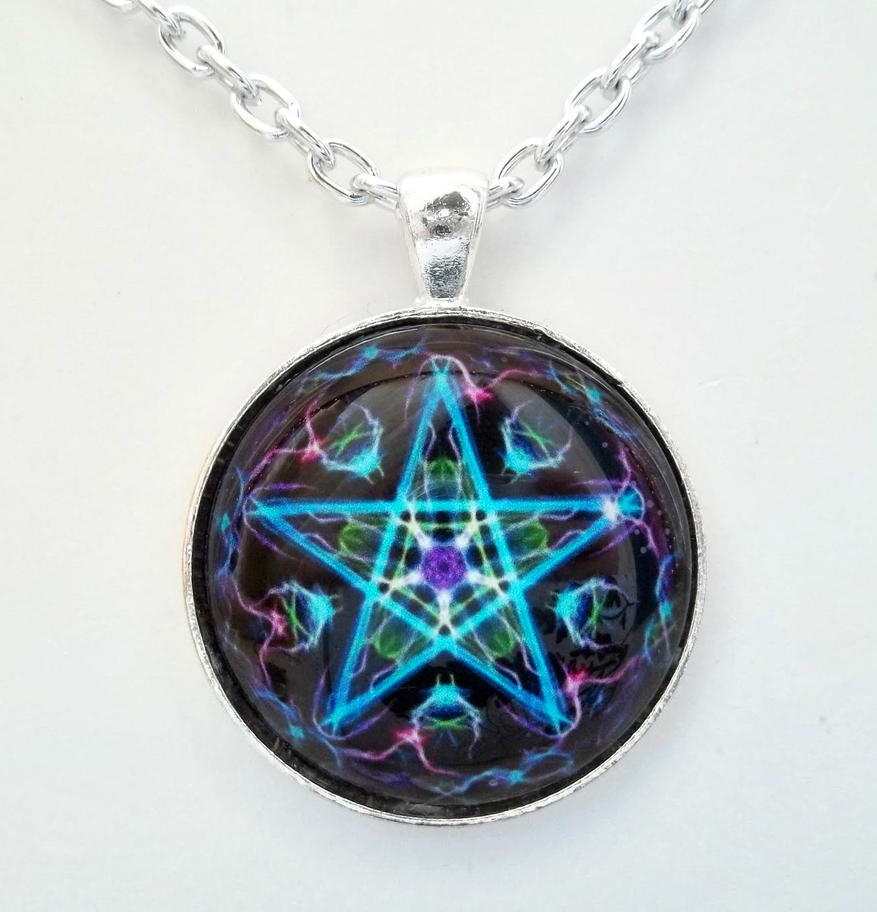 Pentacle digital art pendant by honeycatjewelry on deviantart pentacle digital art pendant by honeycatjewelry mozeypictures Choice Image