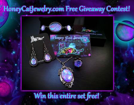Free Jewelry Set!