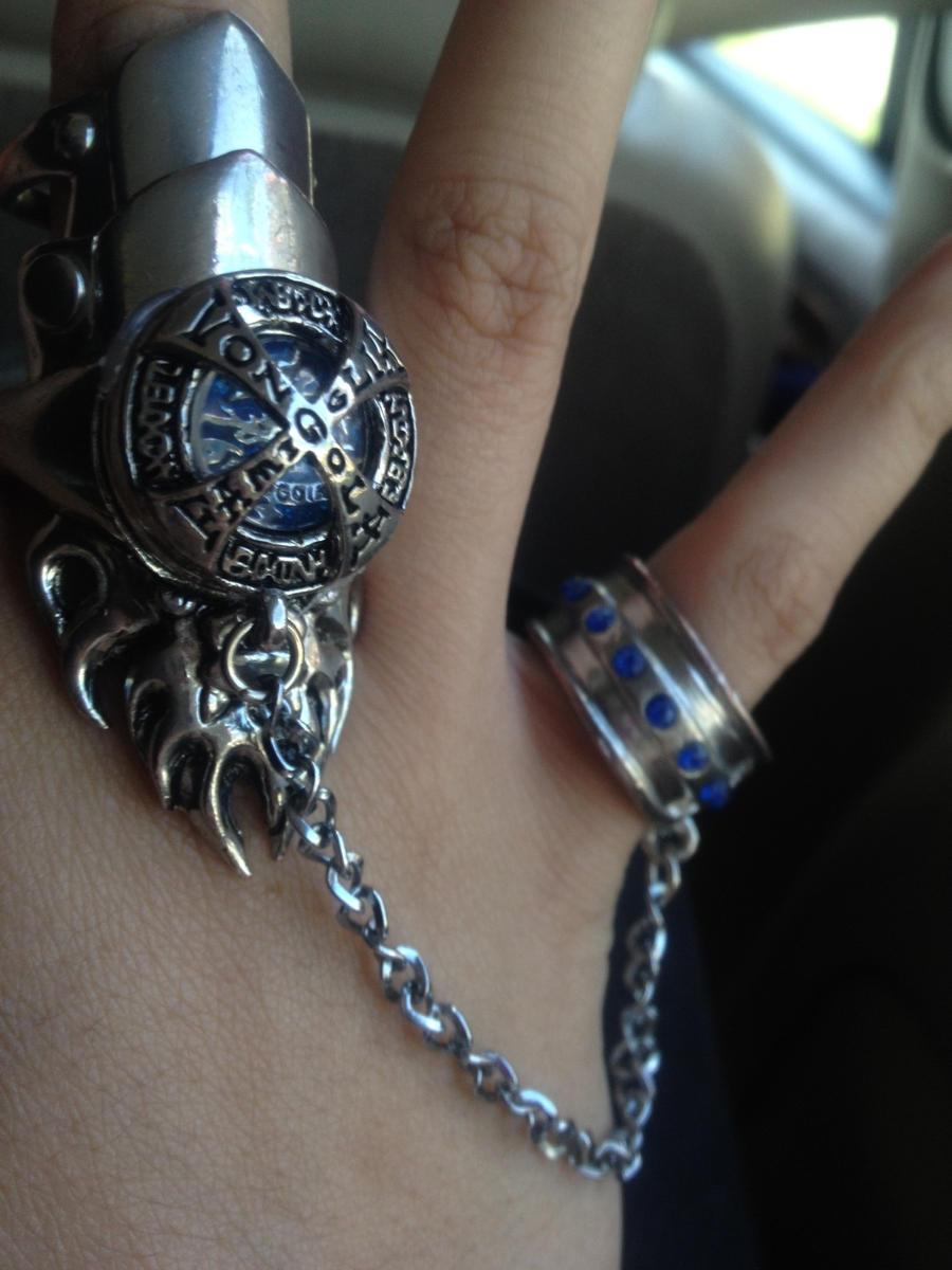Vongola Ring Version
