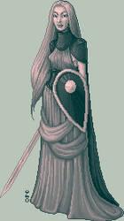 -:12 Colour Warrioress:- by FionaCreates