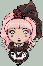 .:Gothic Lolita:. by FionaCreates